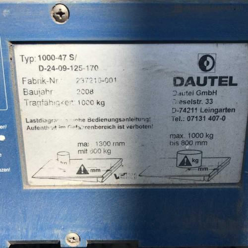 гидролифтDAUTEL model 1000-47S 1000-47S