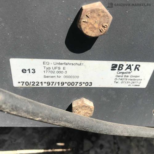 гидролифт BAR model UFS E BC1500F2-B1A/2410