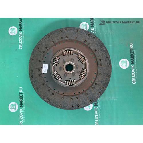диск сцепление A0162508203