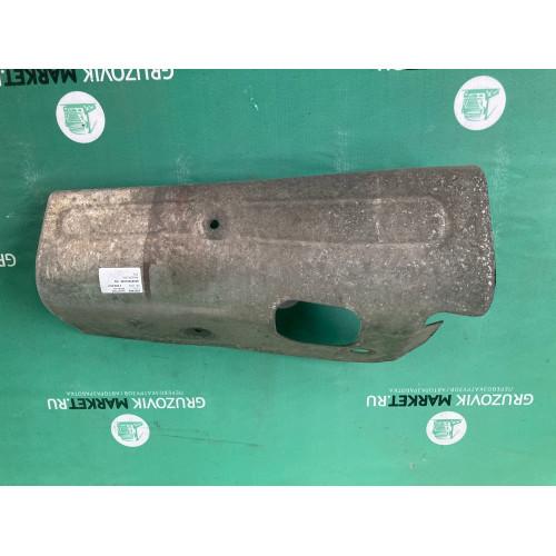 защитный экран на фланце вып.коллектора A9060961368