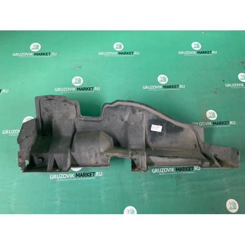 защита пластик двигателя на раме L трещина A9705241428