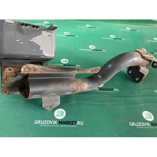 кранштеин задних брызговиков A9745201633